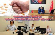 """ÇANAKKALE'DE BİZİM DE """"SİGARA BIRAKMA POLİKLİNİĞİ"""" MİZ VAR !"""