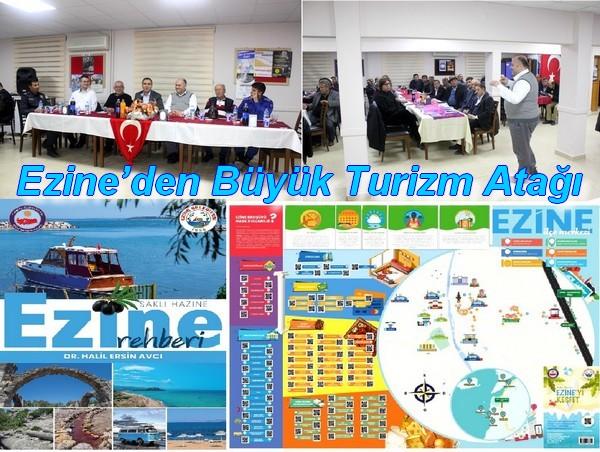 Ezine'den Büyük Turizm Atağı