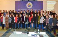 ÇTSO ve ÇTB Roma'daki Genel Sekreterler Bilgilendirme Toplantısında