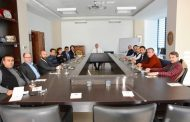 2018 Yılının Son Komite Başkanları Toplantısı ÇTSO'da Yapıldı