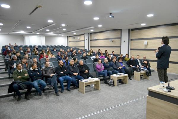 """BİGA TSO ÜYELERİNE """"ÖFKEM KONTROL ALTINDA"""" EĞİTİMİ"""
