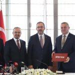 Başkan Oruçoğlu'ndan Geyikli'ye Halı Saha Müjdesi
