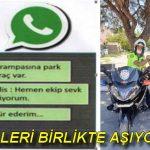 """""""ENGELLERİ BİRLİKTE AŞIYORUZ"""""""