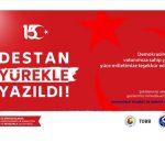 ÇTSO 15 Temmuz Demokrasi ve Milli Birlik Günü Mesajı