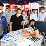 """Bülent Turan ; """"Gönül seferberliği' mücadelemizde en önemli adımlardan biri"""""""