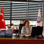 I. ÇTSO-KÜSİ BİLGİLENDİRME TOPLANTISI ONLİNE YAPILDI
